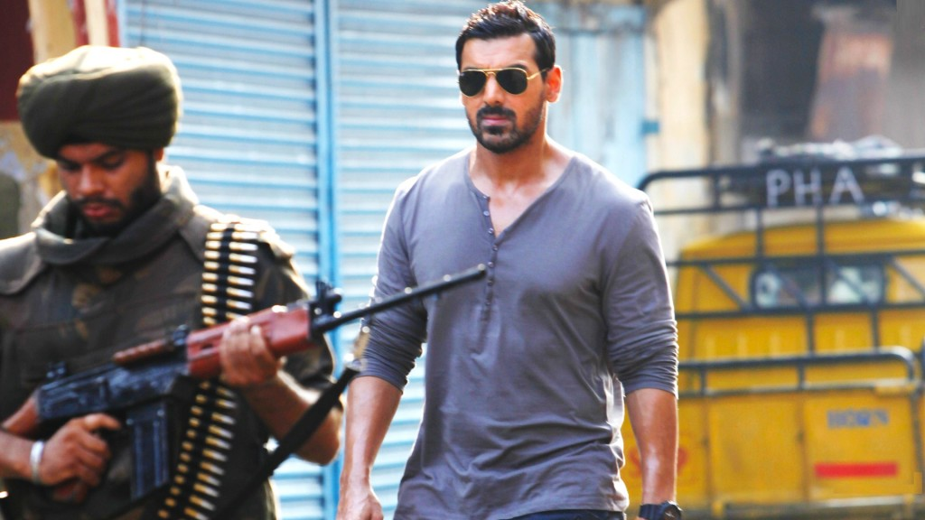 Madras Cafe HD movie wallpaper 4 John Abraham