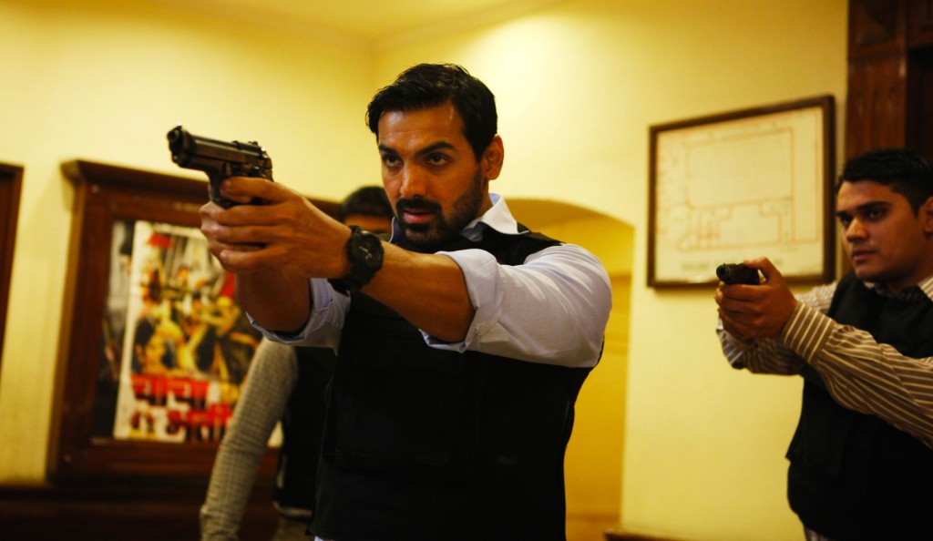 Madras Cafe HD movie wallpaper 5 John Abraham