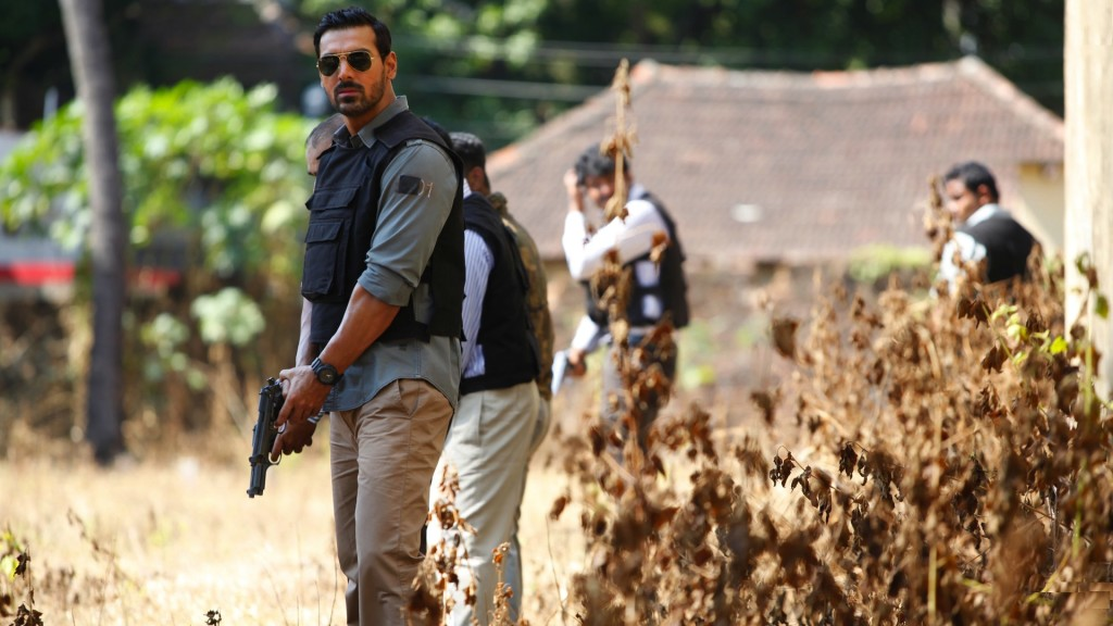 Madras Cafe HD movie wallpaper 8