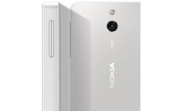 Nokia 515 Rear Camera