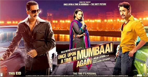 Once Upon Ay Time In Mumbaai Dobara | Movie Review- Dobara? No, But Once Is Ok.