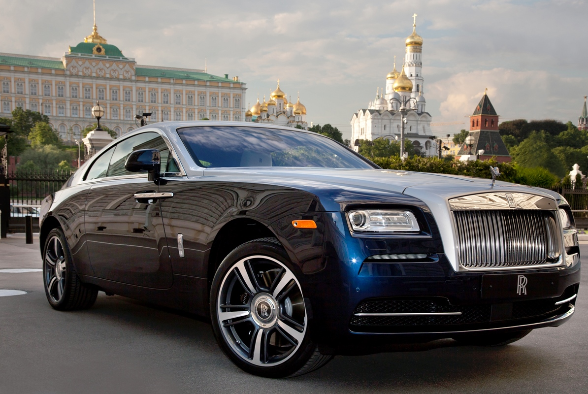 Rolls Royce Wraith Unveiled: Price In India Rs.4.6 Crore