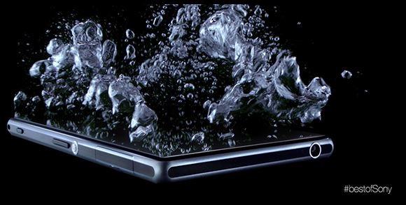 Sony Xperia Z1 Honami Splash