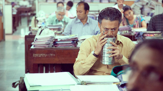 The lunchbox Irrfan khan