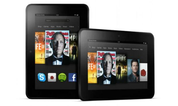 Amazon Kindle Fire HD: Next Gen Slates Ready For Release
