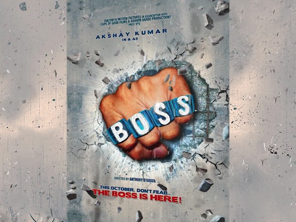 Watch: Official Trailer Of Akshay Kumar's 'BOSS' | Indian ...