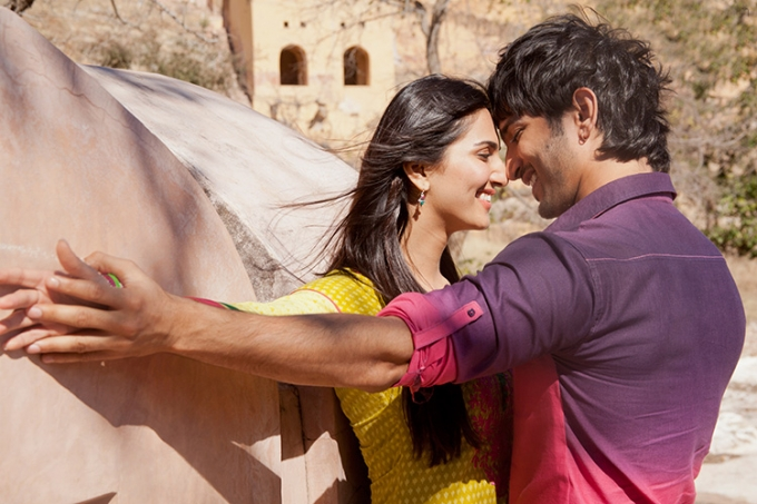 Shuddh Desi Romance Movie stills 1