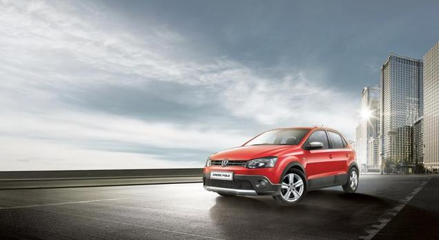 Volkswagen Cross Polo Hatchback Launched In India For Rs 7.75 Lakhs. Available For Sale From 23rd August.
