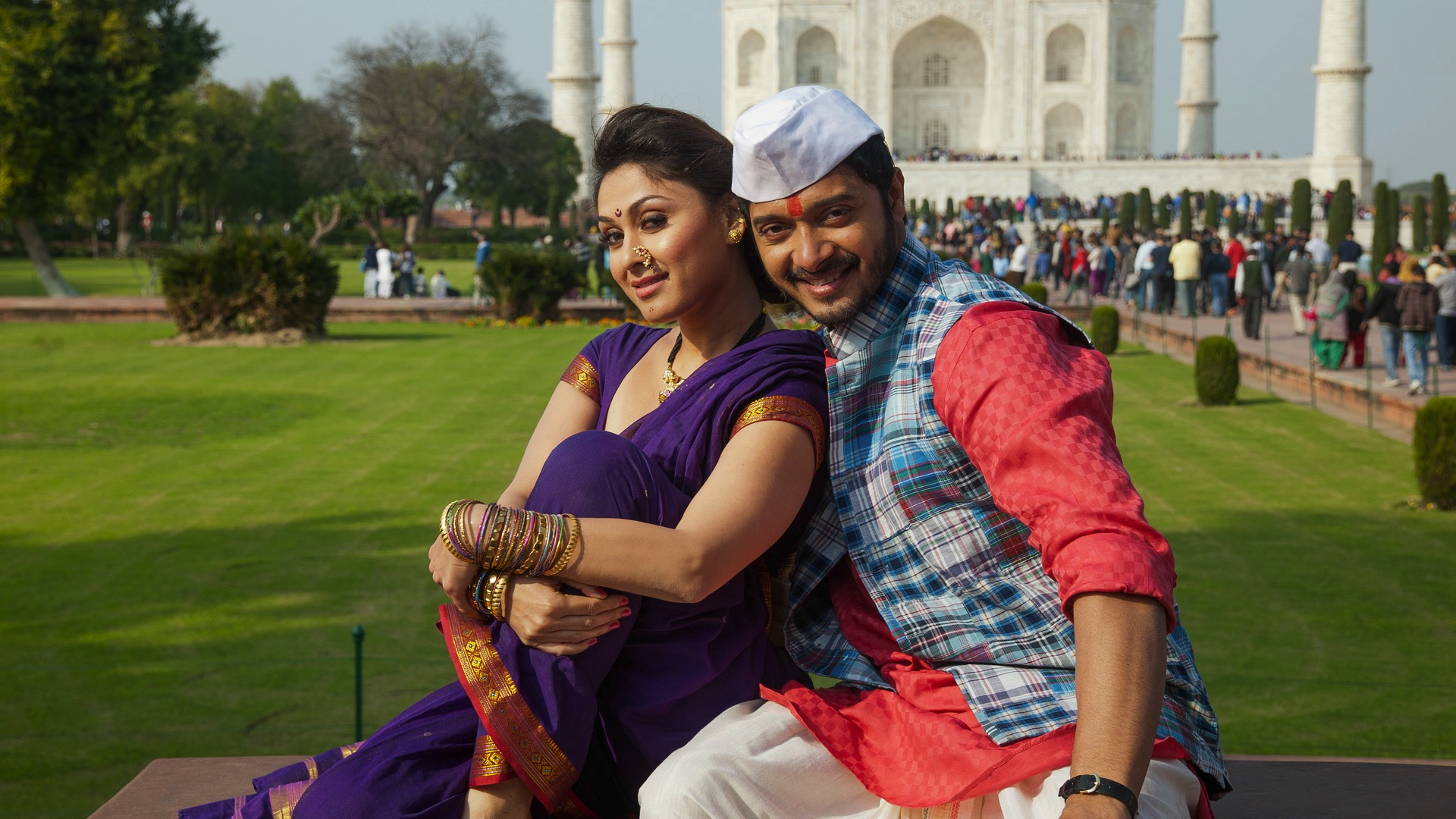 'Wah Taj' Movie Gallery