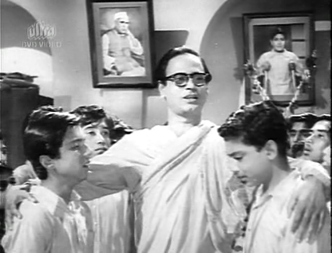 Abhi Bhattacharya in Jagriti movie