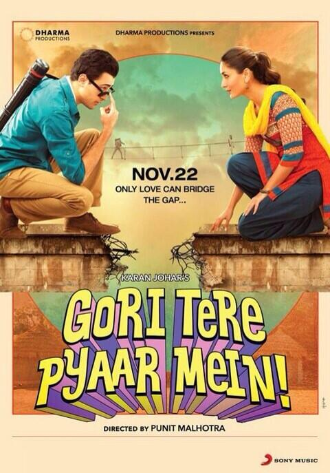 Gori-Tere-Pyaar-Mein-movie poster