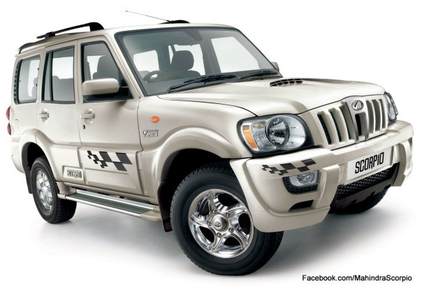 Mahindra Scorpio Special Edition Introduced: Only 500 Units To Be Sold