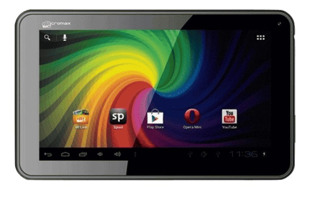 Micromax Funbook P255 Available @ Rs.4,799 On Flipkart: 7-Inch Display, 512MB RAM