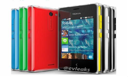 Nokia Asha 502 Leaked Online: Rumoured Specs, Pics