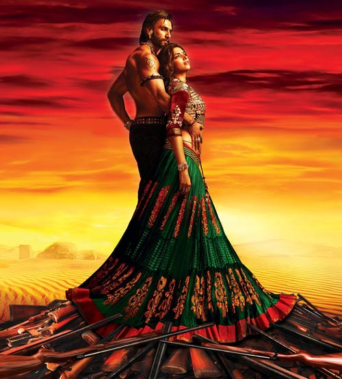 Ram-Leela-movie Poster