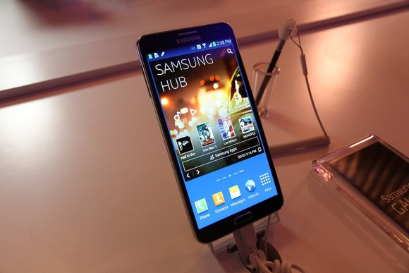 Samsung Galaxy Note 3 Price In India Rs.49,900 : On Sale From September 25