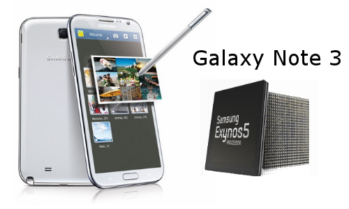 Samsung Galaxy Note 3 Is Lighter, Thinner. India Launch On September 25th. Price > Rs. 49k!