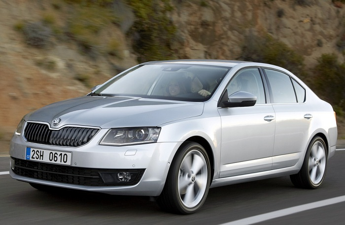 2013 Skoda Octavia Launch In October With Three Engine Variants