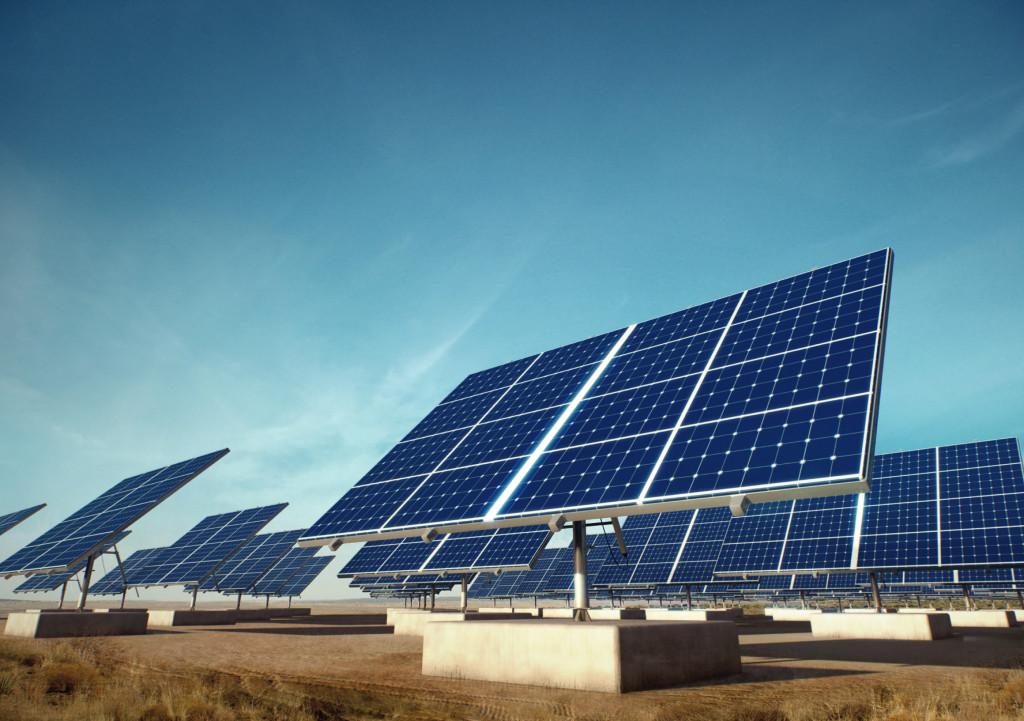 Solar Power Plant INR