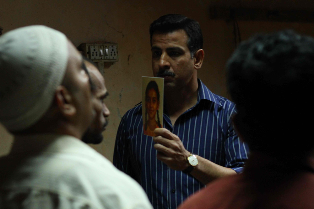 UGLY ronit roy