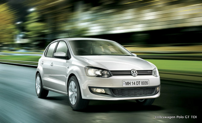 Volkswagen Polo GT TDI Priced At Rs.8.08 Lakhs Launched In India