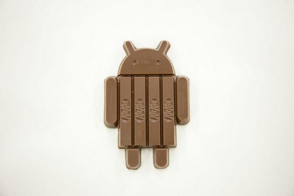 android 4.4 kitkat nestle