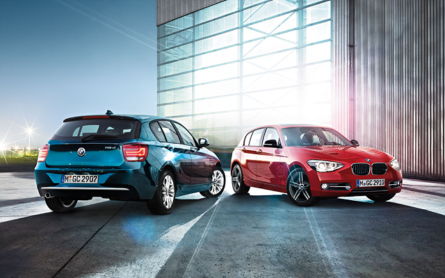 BMW 1 Series Launched. Price In India Is Rs 20.9 Lakh