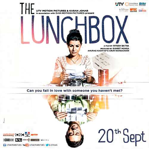 The Lunchbox | Movie Review- Flavoring Lives, One Tiffin-Compartment At a Time!