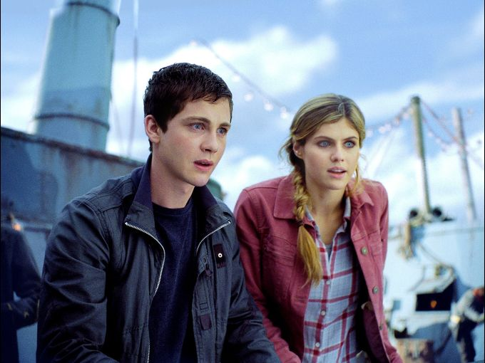 Percy Jackson : Sea Of Monsters | Movie Review