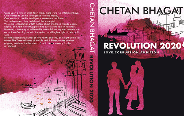 Chetan Bhagat's 'Revolution 2020' To Be Adapted Into A Rajkumar Gupta Film