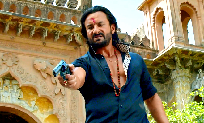 Watch: Official Theatrical Trailer Of 'BULLETT RAJA' Feat. Saif Ali Khan, Sonakshi Sinha