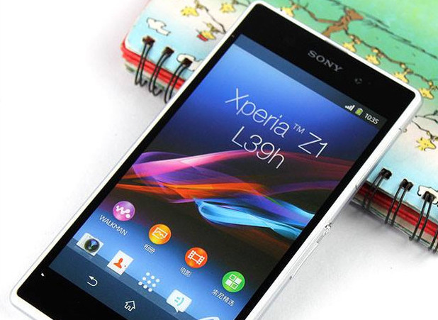 Sony Xperia Z1's First Firmware Update In India Rolled Out to HSPA+ Devices: Xperiablog