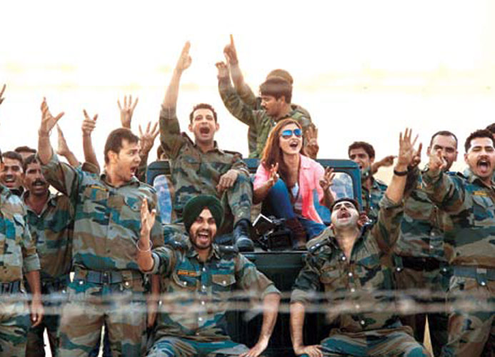 Watch: Official Trailer Of India's First War-Comedy 'War Chhod Na Yaar'