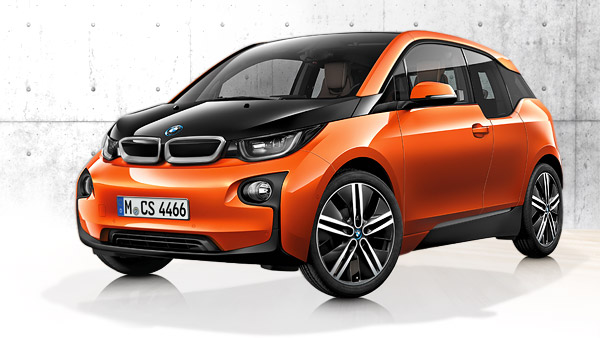 BMW i3 Electric Car Launch In India In 2014; i8 To Follow Later.