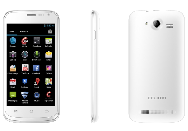 Celkon RahmanIshq AR45 Launched For Price Rs. 7,999: Android 4.2, Dual-Core Processor
