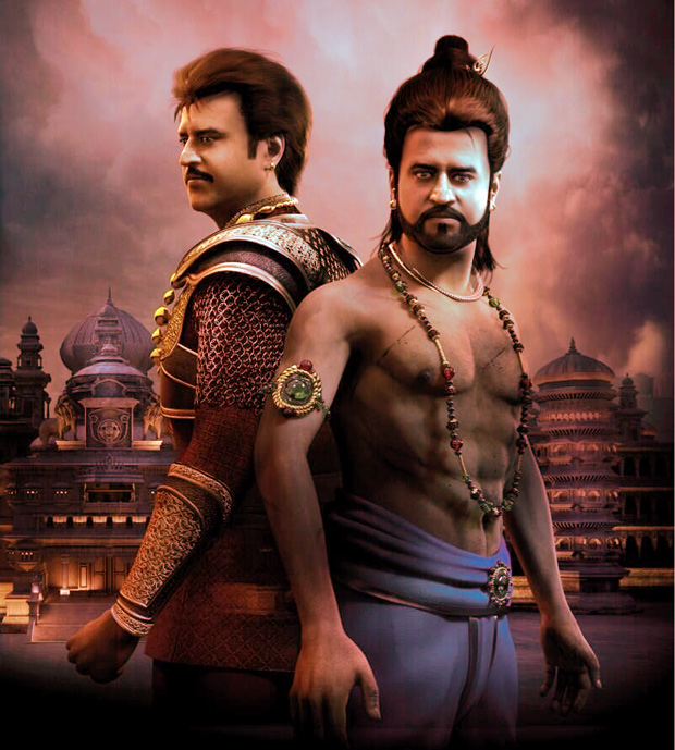 "Watch: Kochadaiiyaan's ""Engae Pogudho Vaanam"" Lyric Song."