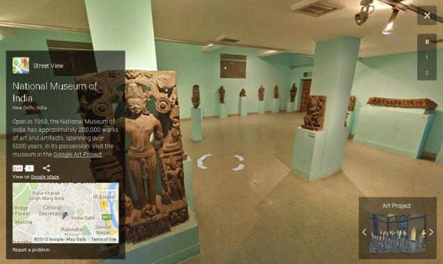 Google StreetView Launched In India: To Create 360-degree Imagery Of 100 Important Indian Monuments