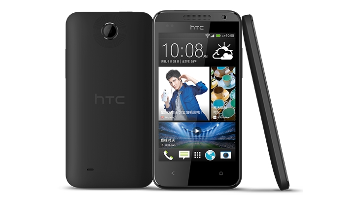 HTC Desire 301e Launched In China: Android 4.1, Dual-Core Processor