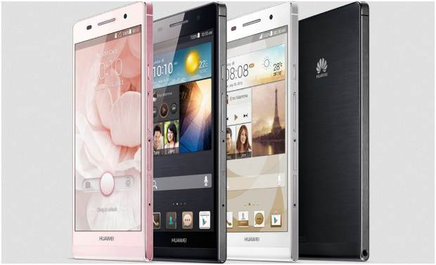 Huawei Ascend P6 Now In India For Price Rs.29999: World's Slimmest Smartphone