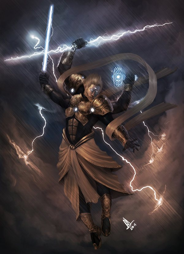 Indra-King-of-Gods