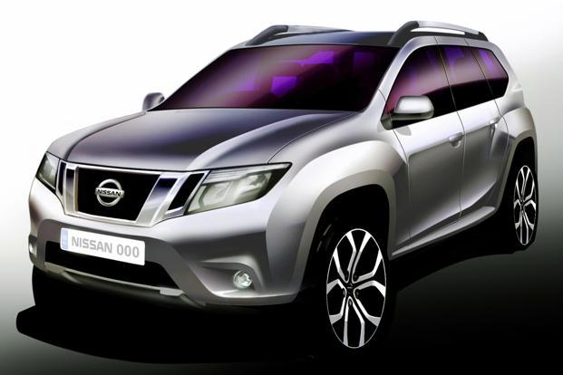Nissan Terrano Compact SUV Launched In India For Rs 9.58 lakh; Includes An Additional Third-Row Seat