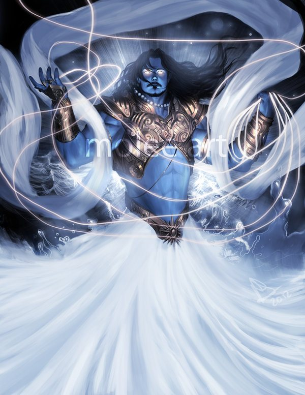 Varuna-God-of-Cosmic-Order