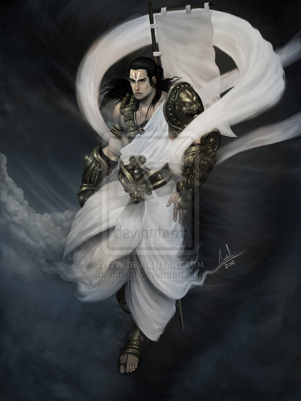 Vayu-God-of-Wind