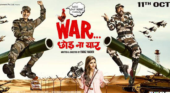 War Chhod Na Yaar | Movie Review- Commendable Concept, Equally Commendable Performances!
