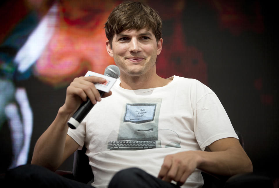 Ashton Kutcher Is Lenovo's New 'Product Engineer'; To Design And Promote Android Yoga Range Tablets.