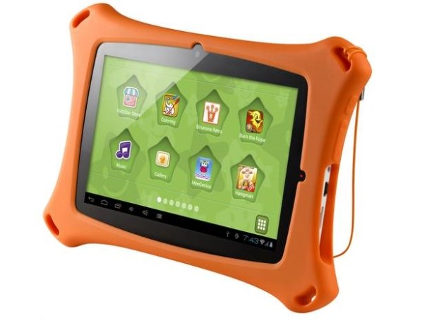 Binatone App Star Android Tablet For Kids Launched. Price In India Rs 9,999/-