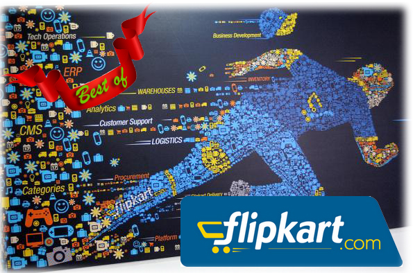 Flipkart Raises $360 Million In Funding- Highest Raised By An Indian Internet Business