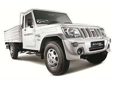 Mahindra Bolero Pick-Up Flat Bed With Micro-Hybrid Technology Launched In India For Rs 5.45 lakh