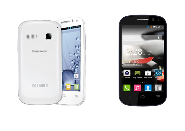 Panasonic T31 Budget Android Phone With Dual-Core CPU Launched In India For Rs 7,990/-