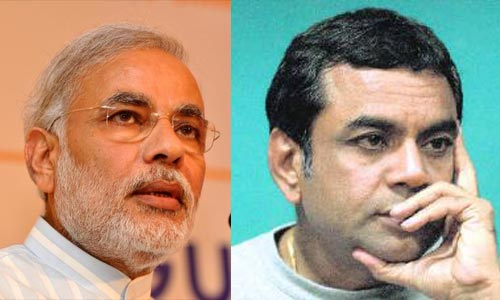 Paresh Rawal To Act And Produce Biopic Based On Gujarat Chief Minister Narendra Modi